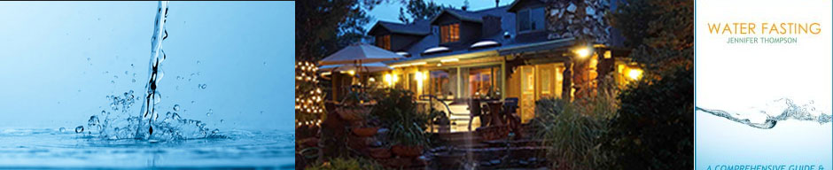 Water Fasting And Cleanse Detox Retreat Center - Sedona Arizona at